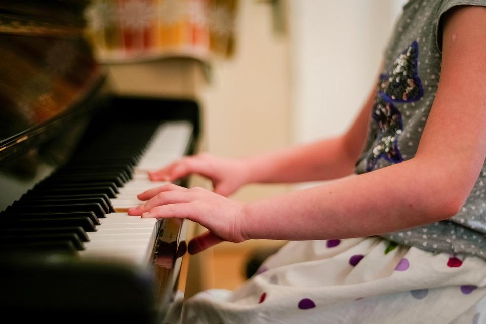 Little Kids piano