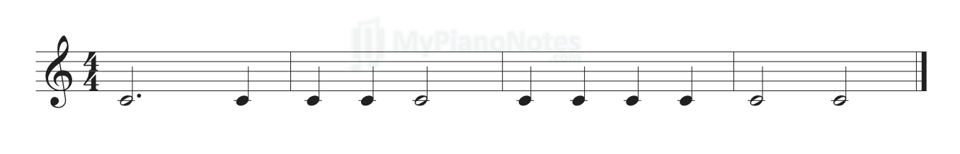 metronome exercise 4