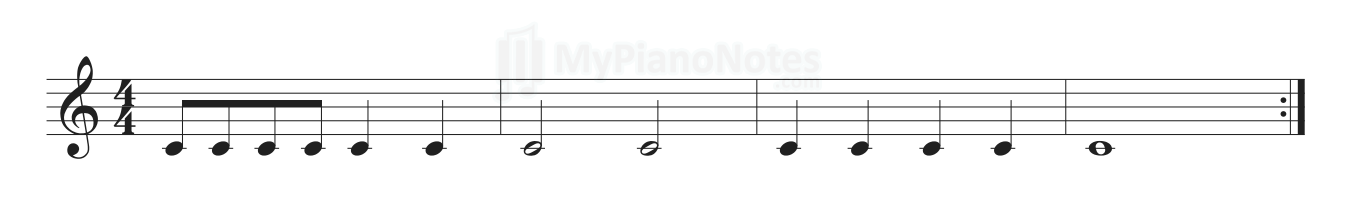 metronome exercise 5
