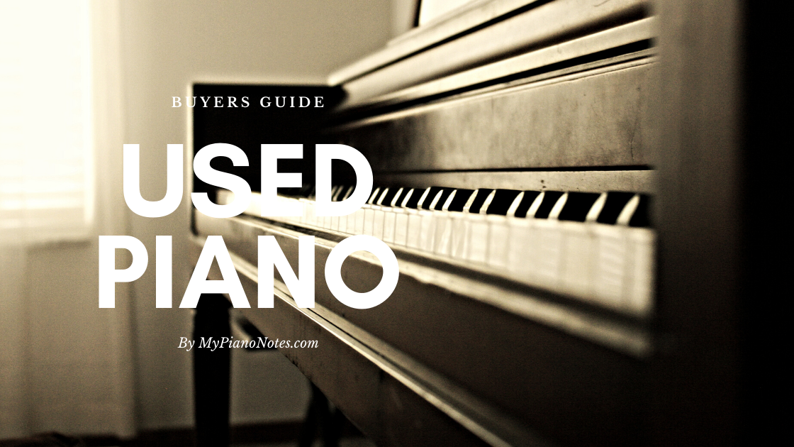 used piano buyers guide